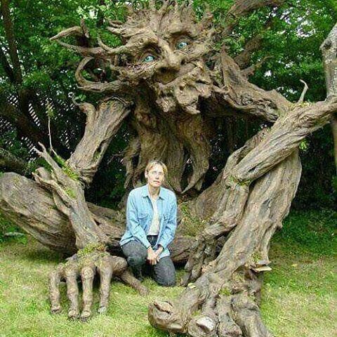 غول درختی